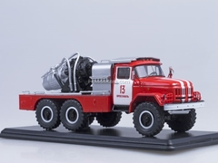 ZIL-131 AGVT-100 fire engine Yaroslavl Start Scale Models (SSM) 1:43