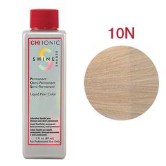 CHI Ionic Shine Shades Liquid Color 10N (Очень светлый блондин) - Жидкая краска для волос
