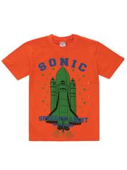 1178-11 футболка детская, оранжевая