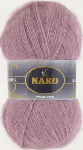Купить Пряжа Nako Mohair Delicate Код цвета 6114 | Интернет-магазин пряжи «Пряха»