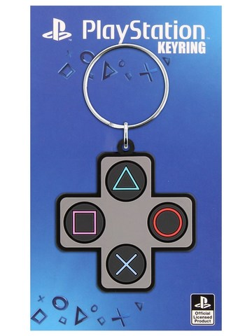 Playstation Gamepad Keychain || Брелок