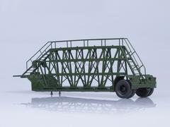 Semitrailer NAMI-790 green AutoHistory 1:43