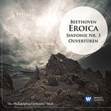 Riccardo Muti, The Philadelphia Orchestra / Beethoven: Eroica Sinfonie 3, Ouverturen (CD)
