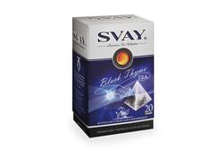 Чай Svay Black Thyme, 20шт