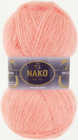 Купить Пряжа Nako Mohair Delicate Код цвета 6115 | Интернет-магазин пряжи «Пряха»