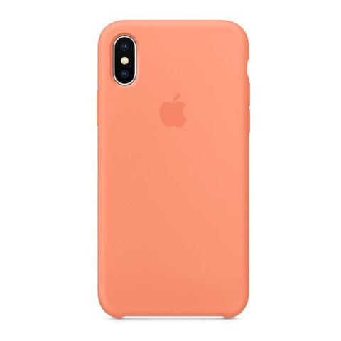 Чехол для iPhone XS Max - Силиконовый