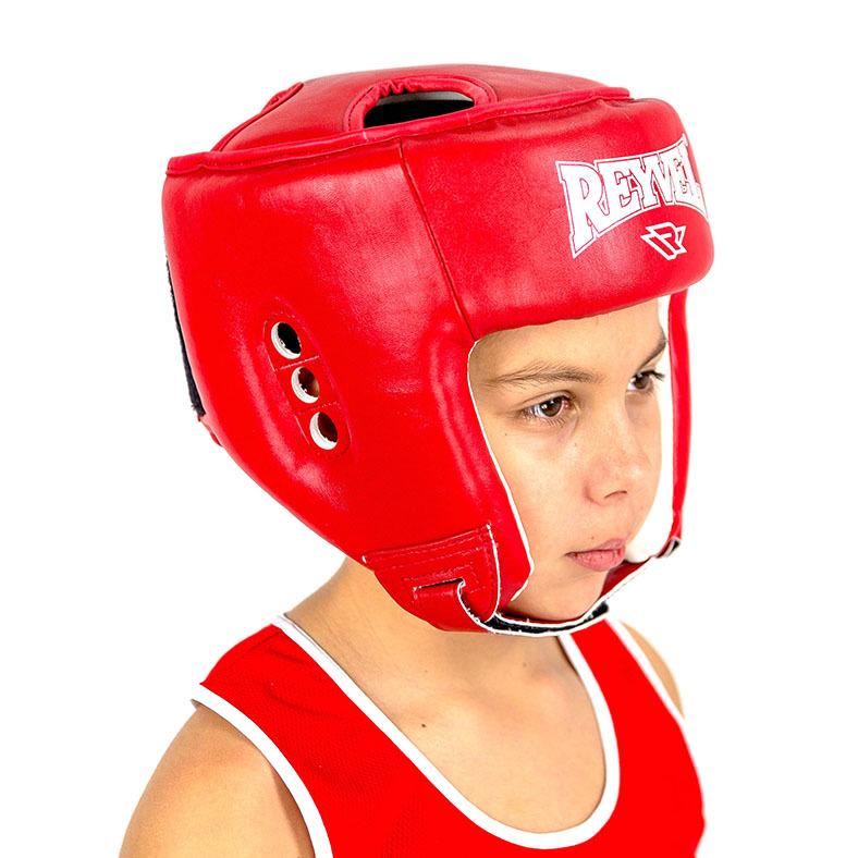 Шлемы Шлем для кикбоксинга RV-302 Reyvel 5L9A00575L9A0057_1.jpg