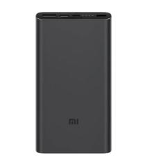 Аккумулятор Xiaomi Mi Power Bank 3 10000mAh (PLM12ZM) (черный)