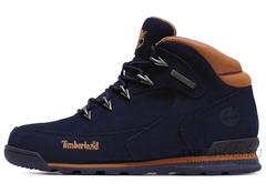 Мужские Ботинки Timberland Euro Sprint Waterproof Navy Classic