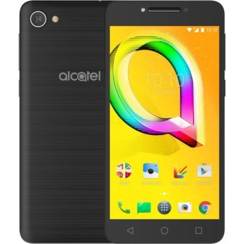 Смартфон Alcatel A5 Led 5085D Metallic Black