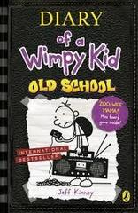 Diary of Wimpy Kid.Old School