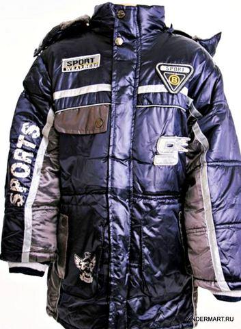 Куртка зимняя Dragon