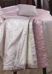 Плед 130х190 Curt Bauer Juliette розовый