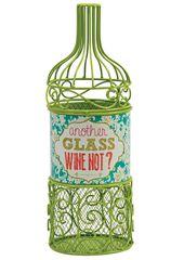 Декоративная емкость для винных пробок Boston Warehouse Another Glass