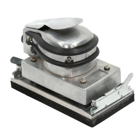 Шлифмашина вибрационная пневматическая QUATTRO ELEMENTI 170 х 90 мм, разъем EURO