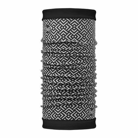 Шарф-труба трансформер двухсторонний Buff Gawa Multi / Black