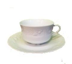 Чашка и блюдце Philippe Deshoulieres Калифорния 190 мл