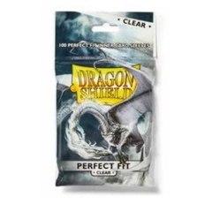 Dragon Shield - Внутренние прозрачные протекторы (perfect fit clear)