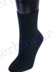 Носки женские (12 пар ) арт.259 цвет черный