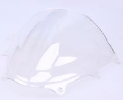 Ветровое стекло для мотоцикла Suzuki GSX-R600/750 11-15 DoubleBubble Прозрачное