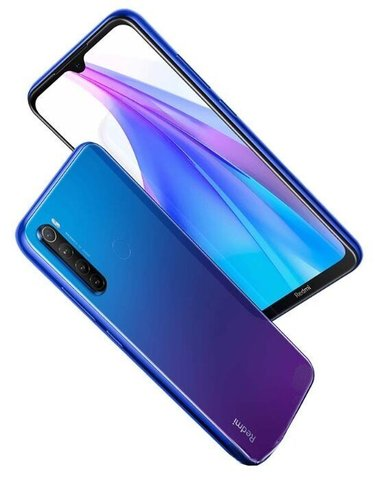 Смартфон Xiaomi Redmi Note 8T 4/128GB Blue EU (Global Version)