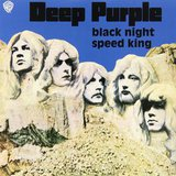 Deep Purple / Black Night, Speed King (Single)(7