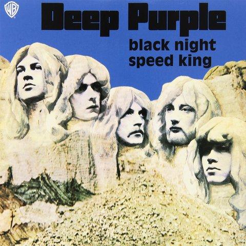 Deep Purple / Black Night, Speed King (7