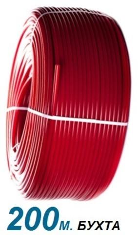 Труба Stout 16 х 2,0 из сшитого полиэтилена PEX-a красная бухта 200 м. (SPX-0002-001620)