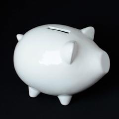 Сувенир «Свинка-копилка» Экочеловеки