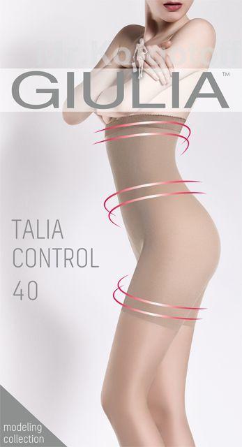 Колготки Giulia Talia Control 40