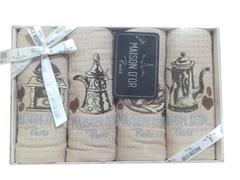 Набор  для кухни  COFFE DOR  КОФЕ ДОР  в размере 30х50  Maison Dor (Турция)