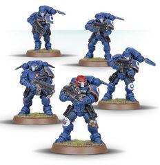 Primaris Reivers Combat Squad