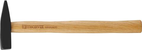 Молоток слесарный с деревянной рукояткой 100 гр