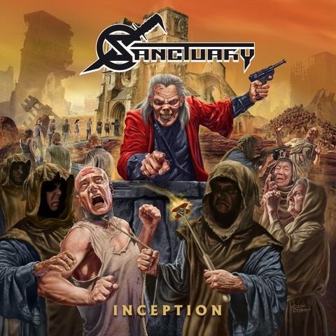 Sanctuary / Inception (CD)