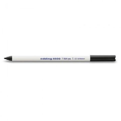 Маркер по ткани EDDING E-4600/1 черный 1мм