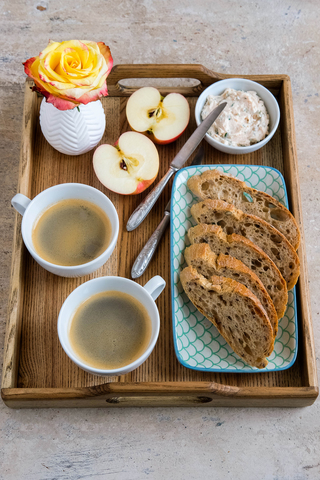 Ashwood Breakfast Tray