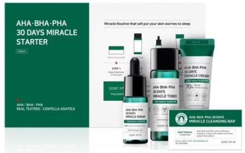 SOME BY MI Aha-Bha-Pha 30 Days Miracle Starter набор для лица