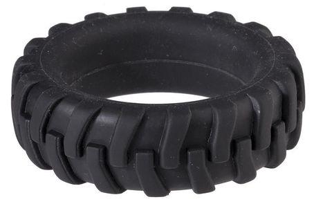 Эрекционное кольцо в форме шины PENIS TIRE