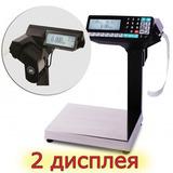 Весы с печатью этикеток MK-6.2-R2P10
