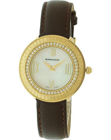 Купить Наручные часы Romanson RL0385TLGWH по доступной цене