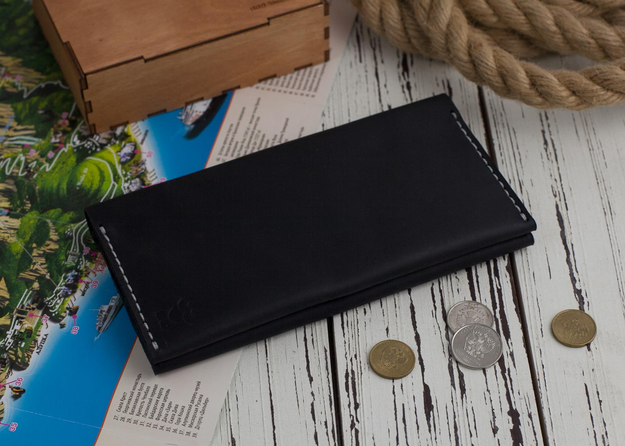 Бумажник на заказ