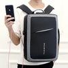Сумка-рюкзак с кодовым замком SHJLU 1101 USB Серый