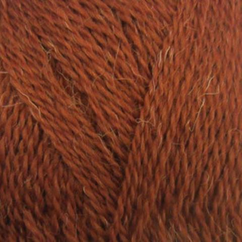 Пряжа Деревенская (Пехорка) 194 Рыжик, фото