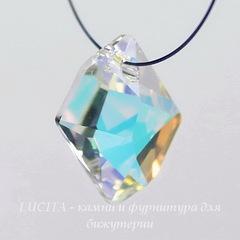 6680 Подвеска Сваровски Cosmic Crystal AB (20 мм)