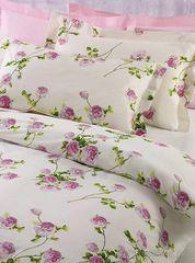 Постельное белье семейное Mirabello Scented Rose розовое