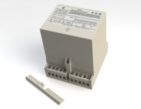 Е 857ЭС Преобразователи измерительные напряжения постоянного тока (одноканальный 1 выход)