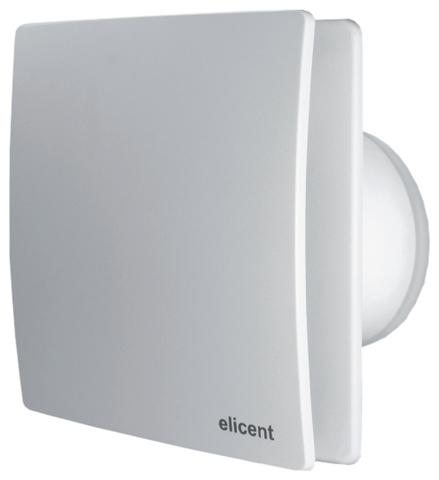 Накладной вентилятор Elicent ELEGANCE 100 SILENT (пониженный уровень шума)