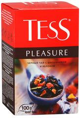 Чай черный листовой Tess pleasure 100 г