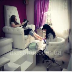 Комплект мебели для маникюра/педикюра Ice Queen