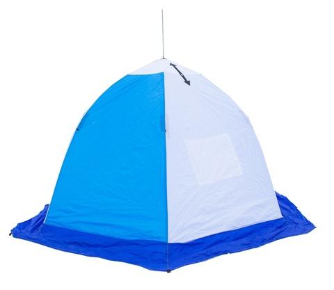 Палатка зимняя СТЭК ELITE 4 - местная трехслойная (дышащий верх)